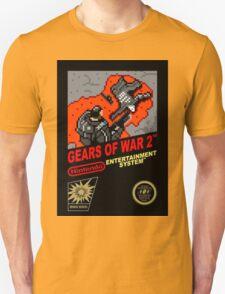 Nes Gears Of War 2 Unisex T-Shirt