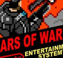 Nes Gears Of War 2 Sticker