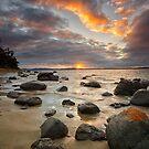 Taroona Beach Sunrise, Tasmania #15 by Chris Cobern