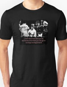 Rocky Quote #1 T-Shirt