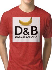 Dolce & Banana Tri-blend T-Shirt