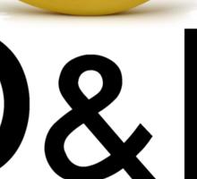 Dolce & Banana Sticker