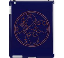 Wibbly Wobbly Timey Wimey - Gallifreyan iPad Case/Skin