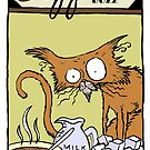 """Dirk Strangely's """"Cats and Sweets"""" COFFEE BUZZ by Dirk Strangely"""