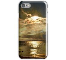 A Spectacular Sunset - best viewed large iPhone Case/Skin