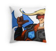 """Ace """"thumbs up"""" Throw Pillow"""