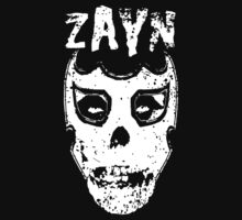 Sami Zayn/Misfits Mashup T-shirt by cultclassicinc