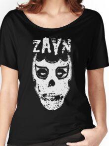 Sami Zayn/Misfits Mashup T-shirt Women's Relaxed Fit T-Shirt