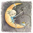 Dirk Strangely's FISHING FOR WISHING STARS by Dirk Strangely