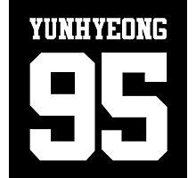iKON Yunhyeong 95 Photographic Print