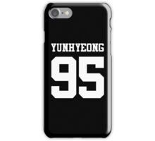 iKON Yunhyeong 95 iPhone Case/Skin