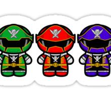 Chibi-Fi Gokaiger Sticker