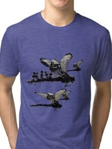 Ladybug rush Tri-blend T-Shirt