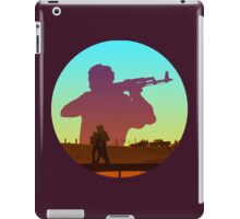 Inspired By True Detective IV iPad Case/Skin