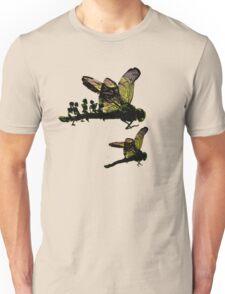 surreal ladybugs Unisex T-Shirt