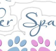 American Cocker Spaniel - Are Amazing Dogs Sticker