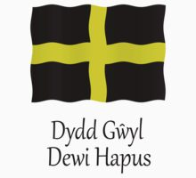 Dydd Gwyl Dewi Hapus - Happy St Davids Day by stuwdamdorp