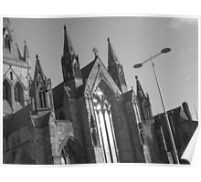 Salford Cathedral Poster