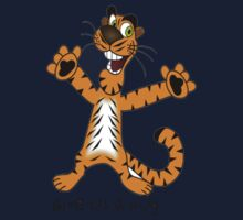 "Tiger ""Give us a Hug"" Kids Clothes"