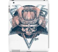 Samurai Skull iPad Case/Skin