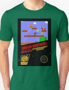 nes smash bros T-Shirt
