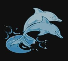Dolphins Kids Tee