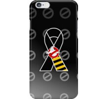 GB Tribute Ribbon (DS) iPhone Case/Skin