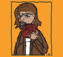 The Dude by Tjnoh