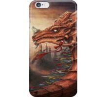 tibet dragon iPhone Case/Skin