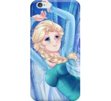 frozen elsa phonecase iPhone Case/Skin