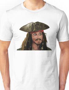 Jack Sparrow Unisex T-Shirt
