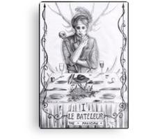 Hannibal - Le bateleur Metal Print