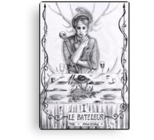 Hannibal - Le bateleur Canvas Print