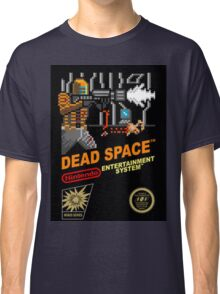 dead space nes cover art Classic T-Shirt