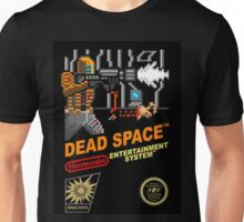 dead space nes cover art Unisex T-Shirt