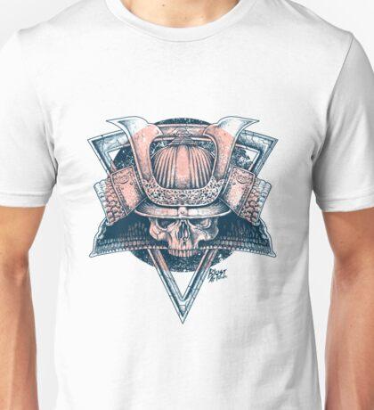 Samurai Skull Unisex T-Shirt