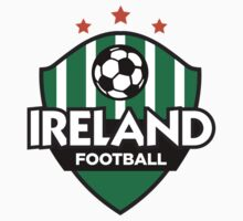 Ireland Football / Soccer by artpolitic