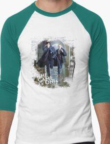 Sherlock: The Game is On! Men's Baseball ¾ T-Shirt