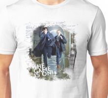 Sherlock: The Game is On! Unisex T-Shirt