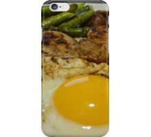 Lunch iPhone Case/Skin