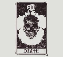 Now You See Me Death Tarot Card by lmentary