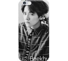 EXO - Baekhyun iPhone Case/Skin