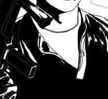 Sylvester Stallone as Cobra Sticker