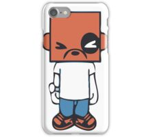 DOG SQUARE iPhone Case/Skin