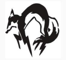 Kojima logo T-shirt by Skadaba
