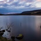 Torside Reservoir by Angie Morton