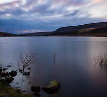 Torside Reservoir by Angie Morton