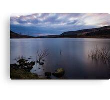 Torside Reservoir Canvas Print
