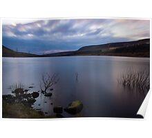 Torside Reservoir Poster