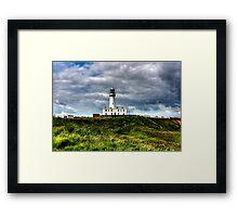 Flamborough Head Lighthouse Framed Print